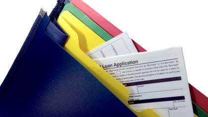 Documentation requirements for construction loans
