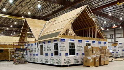 What Are Modular Homes construction loans for modular and manufactured homes