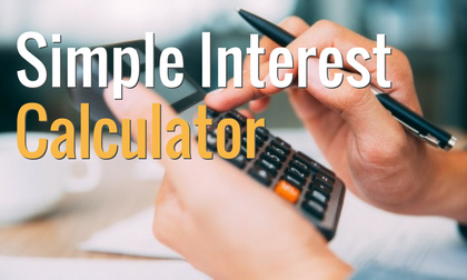 interest only calculator